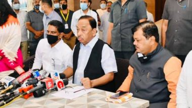 Narayan Rane Get Relief  from Mumbai HC: नारायण राणे यांना मुंबई उच्च न्यायालयाचा दिलासा; 17 सप्टेंबर पर्यंत कोणतीही कारवाई करणार नाही राज्य सरकारकडूनही ग्वाही