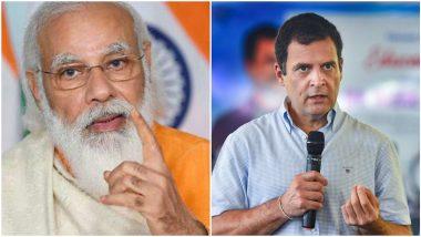 Pegasus Snooping Controversy: राहुल गांधी यांची विरोधकांसोबत ब्रेकफास्ट मीटिंग; सत्ताधाऱ्यांची पंतप्रधान नरेंद्र मोदी यांच्यासोबत रणनितीसाठी बैठक
