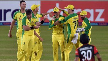 BAN vs AUS 2021: ऑस्ट्रेलियाच्या Nathan Ellis याची आंतरराष्ट्रीय क्रिकेटमध्ये धमाकेदार एंट्री, बांगलादेशविरुद्ध टी-20 पदार्पणात घेतली हॅट्रिक (Watch Video)