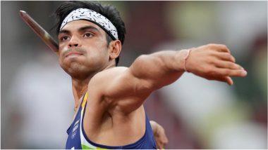 Tokyo Olympics 2020: अभिमानास्पद! नीरज चोप्राने ऑलिम्पिकमध्ये फडकावला तिरंगा, पाहा जेव्हा पोडियममध्ये गुंजले भारताचे राष्ट्रगीत (Watch Video)