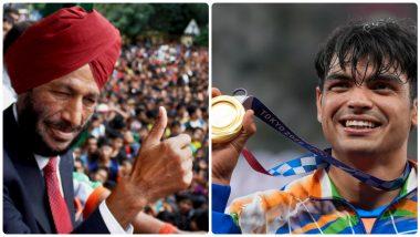 Neeraj Chopra Wins Gold Medal: मिल्खा सिंह यांची शेवटची इच्छा पूर्ण झाली! नीरज चोप्राने ऑलिम्पिक गोल्ड 'फ्लाईंग शीख'ला केले समर्पित