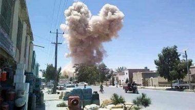 Afghanistan: अफगाणिस्तानातील कंधार विमानतळावर रॉकेट हल्ला; तालिबानी कारवायांमुळे 10 हजार नागरिक विस्तापीत