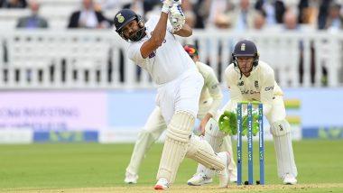IND vs ENG 3rd Test Day 3: Rohit Sharma याची 'हिटमॅन' स्टाइल फलंदाजी, लीड्स टेस्टच्या दुसऱ्या डावात ठोकले धमाकेदार अर्धशतक