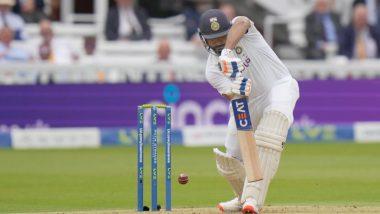 IND vs ENG 3rd Test Day 3: भारताला दुसरा झटका, अर्धशतक करून Rohit Sharma 59 धावांवर माघारी