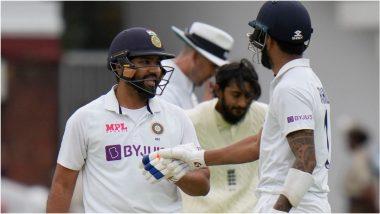 IND vs ENG 2nd Test: इंग्लंडमध्ये रोहित शर्मा-केएल राहुल सुपरहिट, लॉर्ड्सवर 69 वर्ष जुना विक्रम मोडीत काढत केला जबरदस्त कारनामा