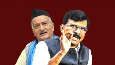 Sanjay Raut On Governor:  राज्यपालांनी राजकीय कारणांनी सरकारची अडवणूक करु नये- संजय राऊत