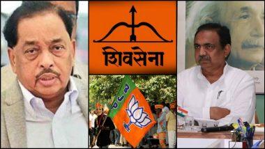 Jayant Patil: 'राजकारणाचा स्तर घसरला नाही, काही लोकांचा स्तर घसरला आहे'; जयंत पाटील यांचा नारायण राणे आणि भाजपला टोला