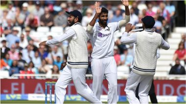 IND vs ENG 4th Test Day 5: बुमराहने केली इंग्लंडच्या अडचणीत वाढ, Ollie Pope 2 धावांवर क्लीन-बोल्ड