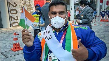 Tokyo Paralympics 2020 Opening Ceremony: पॅरालंम्पिक उद्धाटन सोहळ्याची दिमाखात सुरुवात, Tek Chand यांनी केले सर्वात मोठ्या भारतीय दलाचे नेतृत्व