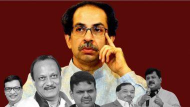 BJP on Maharashtra Government: महाविकासआघाडी सरकार पडणार ते पडेल! आणि आता स्वत:हूनच कोसळेल, महाराष्ट्र भाजप भविष्यकारांची कशी बदलली भाषा