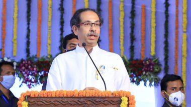 Shiv Sena: एकच थापड देऊ, पुन्हा कधी उठणार नाही; मुख्यमंत्री उद्धव ठाकरे यांच्याकडून थेट इशारा