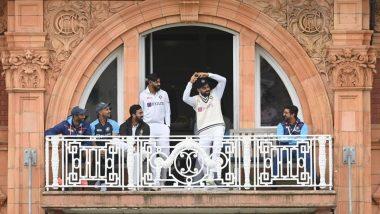 IND vs ENG 2nd Test: लॉर्ड्सच्या बाल्कनीत Virat Kohli ने केला नागीन डान्स, सहकाऱ्यांनाही फुटले हसू, पाहा व्हायरल Photo