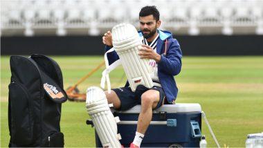 IND vs ENG 2021: विराट कोहलीने इंग्लंडविरुद्ध कसोटी मालिका जिंकण्यासाठी दिला कानमंत्र, टीम इंडिया खेळाडूंना दिला 'हा' संदेश