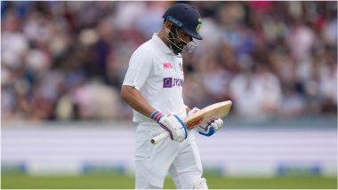 IND vs ENG 2nd Test: विराट कोहलीने गेल्या 'इतक्या' आंतरराष्ट्रीय डावांमध्ये झळकावले नाही एकही शतक, लॉर्ड्स टेस्टमधेही झाला फ्लॉप