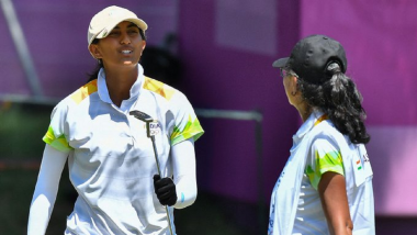 भारताला गोल्फमध्ये एका पदकाची अपेक्षा