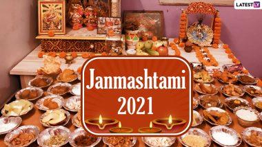 Happy Janmasthami 2021: छप्पन भोग म्हणजे काय? गोकुळाष्टमी निमित्त कृष्णाला दाखवण्यात येणाऱ्या 56 पदार्थांबद्दल जाणून घ्या अधिक