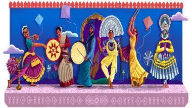 India Independence Day 2021 Google Doodle: 'भारताचा स्वातंत्र्यदिन' साजरा करत गुगलने बनवले डूडल
