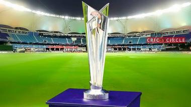 ICC T20 World Cup Schedule 2021: आयसीसी टी20 विश्वचषकाचे वेळापत्रक जाहीर, इथे पहा स्पर्धेचे संपूर्ण वेळापत्रक