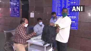Mumbai Local: मुंबईत लोकल पासकरीता लोकांचे लसीकरण प्रमाणपत्र पडताळणी प्रक्रिया सुरू