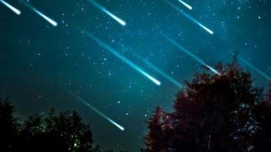 Perseid Meteor Shower 2021: आकाशातील आतषबाजी पाहण्यास सज्ज व्हा; आज रात्री होणार उल्का वर्षाव, जाणून घ्या कधी व कुठे दिसणार