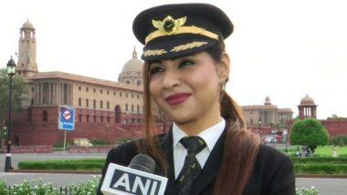 एअर इंडिया पायलट Captain Zoya Agarwal यांची संयुक्त राष्ट्र संघाची महिला प्रवक्ता म्हणून निवड