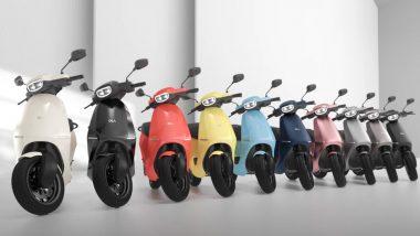 Ola Electric Scooter भारतात लॉन्च; जाणून घ्या खासियत, वेरिएंट्स आणि किंमत