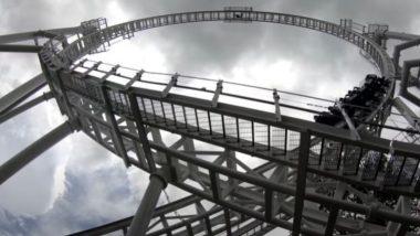 World's Fastest Rollercoaster: अनेकांच्या शरीरातील हाडे तुटल्यानंतर आता सर्वाधिक वेगवान असलेला रोलरकोस्टर बंद