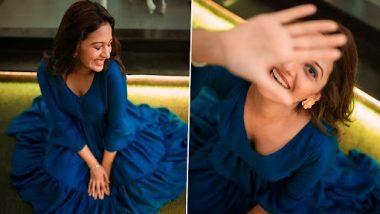 Tejashri Pradhan New Look: अभिनेत्री तेजश्री प्रधान हिचा नवीन लुक पहिलात का ? (See Pics )