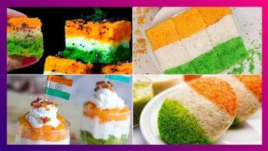 Independence Day 2021 Recipe: यंदा स्वातंत्र्यदिनाच्या दिवशी घरच्या घरी बनवा 'या' कलरफुल रेसिपी