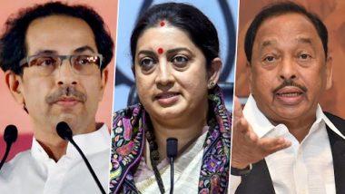 Smriti Irani Slams Maharashtra Govt: 'महाराष्ट्र सरकार संविधानाची खिल्ली उडवत आहे' नारायण राणे प्रकरणावर केंद्रीय मंत्री स्मृती इराणी यांची प्रतिक्रिया