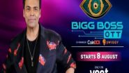 Bigg Boss OTT Promo: 8 ऑगस्टपासून Voot वर सुरु होणार बिग बॉसचा नवा सिझन; करण जोहर उडवून देणार धमाल (Watch Video)