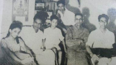 प्रबोधनकार ठाकरे जयंती निमित्त शिवसेना नेते Kuchik Raghunath यांनी शेअर केले त्यांचे स्मृतिचित्र