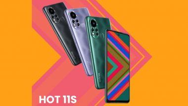 Infinix Hot 11 S, Hot 11 स्मार्टफोन्स भारतात लॉन्च; पहा काय आहेत फिचर्स, किंमत आणि स्पेसिफिकेशन्स