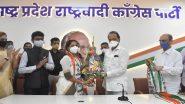 Surekha Punekar joined NCP: सुरेखा पुणेकर यांचा अजित पवार यांच्या उपस्थितीत राष्ट्रवादी काँग्रेसमध्ये प्रवेश
