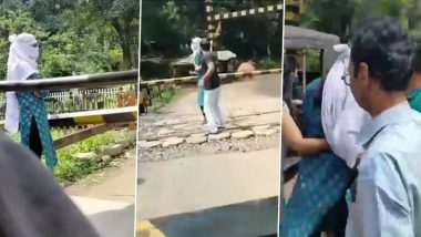 MP Girl Suicide Viral Video: बेरोजगार तरूणीचा रेल्वे ट्रॅकवर आत्महत्येचा प्रयत्न, सतर्क रिक्षाचालकामुळे वाचला जीव; मुख्यमंत्री शिवराज सिंह चौहानांकडून 'हे' आवाहन