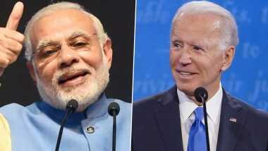 PM Narendra Modi and Joe Biden Meet: राष्ट्रपती जो बिडेन 24 सप्टेंबर रोजी पंतप्रधान नरेंद्र मोदी यांच्याशी द्विपक्षीय बैठकीत सहभागी होतील