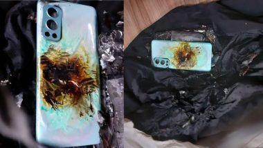 धक्कादायक! One Plus Nord 2 फोनचा पुन्हा एकदा झाला स्फोट; वकिलाच्या खिशातच फुटला नवीन फोन, तक्रार दाखल