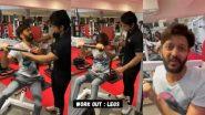 Riteish Deshmukh Funny Video: रितेश देशमुखने पोस्ट केला जिममधील Leg Day चा विनोदी व्हिडिओ, हसून हसून पोट दुखेल