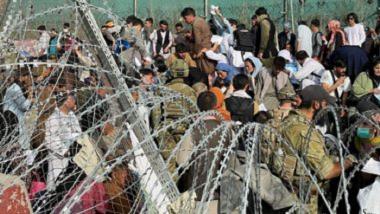 Afghanistan-Taliban Conflict: तालिबान्याच्या वर्चस्वानंतर अफगाण नागरिकांवर आलीये घरातील वस्तू विकण्याची वेळ