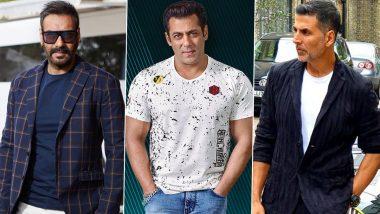 सलमान खान, अक्षय कुमार, अजय देवगण यांच्यासह एकूण 38 सेलेब्सविरोधात तक्रार दाखल; घडली मोठी चूक, जाणून घ्या काय आहे प्रकरण