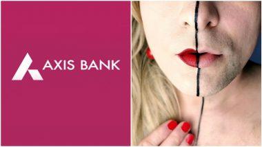 Axis Bank New Policies For LGBTQIA : 'एलजीबीटीक्यू' ग्राहक, कर्मचाऱ्यांना वापरता येणार 'एमएक्स' पर्याय, अॅक्सिस बँकेचा महत्त्वपूर्ण निर्णय