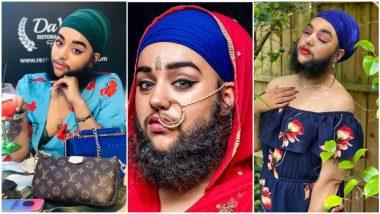 Bearded Woman Harnaam Kaur: दाढीवाली महिला हरिनाम कौर हिच्याबद्दल आपल्याला माहिती आहे का?