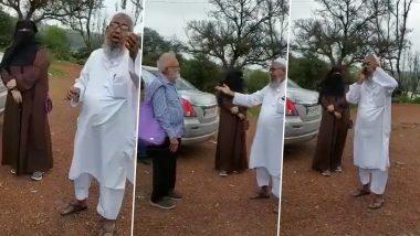 मुस्लिम व्यक्तीनं गायलेल्या Mahabharat Title Song चा व्हिडिओ वायरल; नेटकर्यांनी केलं आवाजासह संस्कृत उच्चारणाचं कौतुक