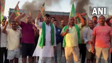 Bharat Bandh: कृषि कायद्याच्या विरोधात शेतकऱ्यांकडून आज भारत बंदची हाक