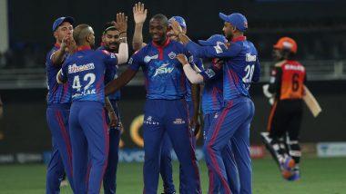 IPL 2021: दिल्ली कॅपिटल्सचा दिमाखदार विजय, SRH ला 8 विकेटने धूळ चारून प्लेऑफच्या दिशेने उचलले आणखी एक पाऊल