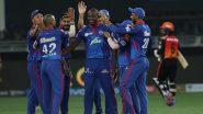 DC vs SRH IPL 2021 Match 33: दिल्ली कॅपिटल्सची घातक गोलंदाजी, राशिद-समदच्या जीवावर सनरायझर्स हैदराबादने विजयासाठी दिले 135 धावांचे लक्ष्य