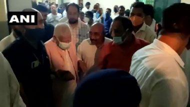 Nand Kumar Baghel Arrested: छत्तीसडच्या मुख्यमंत्र्यांचे वडील नंद कुमार बघेल यांना अटक