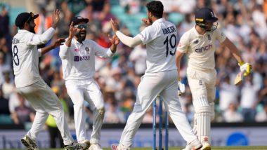 IND vs ENG 4th Test: भारताने इंग्लंडला पाजलं पराभवाचं पाणी, ओव्हल टेस्टमध्ये 'हा' ठरला टर्निंग पाँईट