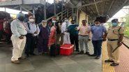Mumbai lifeline saves life: मुंबई लोकलमधून अवघ्या 55 मिनिटांत यकृत कल्याणहून परेलला रवाना