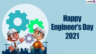 Engineers Day 2021 in India: भारतात कधी आणि का साजरा केला जातो अभियंता दिन? जाणून घ्या या दिवसाची संपूर्ण माहिती
